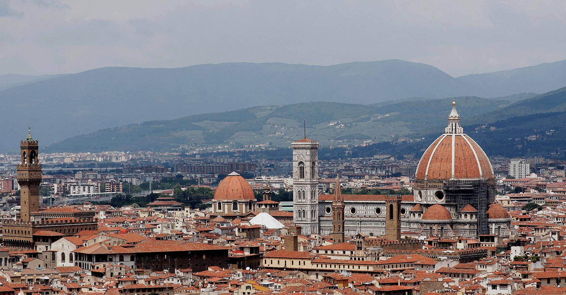 Florence from St Miniato del Monte